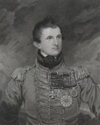 Portrait of Maj Gen Sir Robert John Harvey 1785-1860