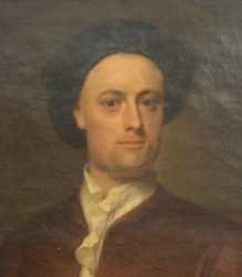 Portrait of Robert Crowe.