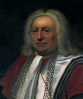 Portrait of John Harvey of Norwich 1666-1742