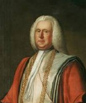 Portrait of Robert Harvey 1697-1773 of Catton, Norfolk.