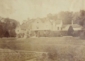 Photograph of Milland House 1857-1879.
