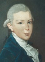 Portrait of Henry Helsham 1767-1806.