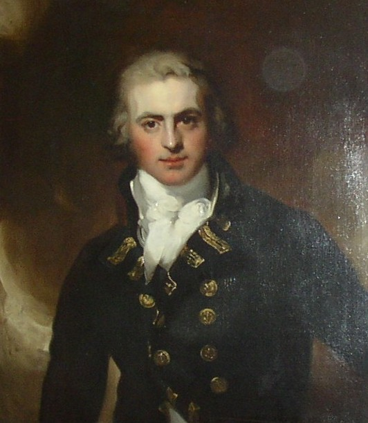 Portrait of Admiral Sir Graham Moore (1764-1843), brother of Lieut-General Sir John Moore
