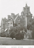 Eastbury Park House near Watford in 1908