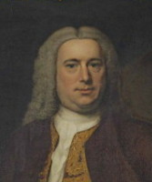 Portrait John Harvey 1699-1750 Click for larger image