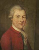 Portrait of Robert Harvey 1730-1816 Norwich Norfolk