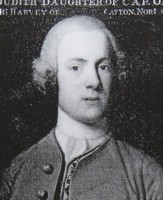 Portrait of Robert Harvey 1730-1816 of Norwich.