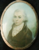 Portrait of Henry Helsham of Stoke Ferry 1767-1806