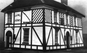 Caldwell Arms as it appeared in the 1920s